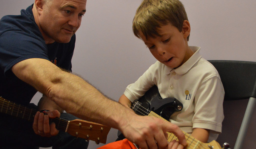 Guitar Lessons Cary NC