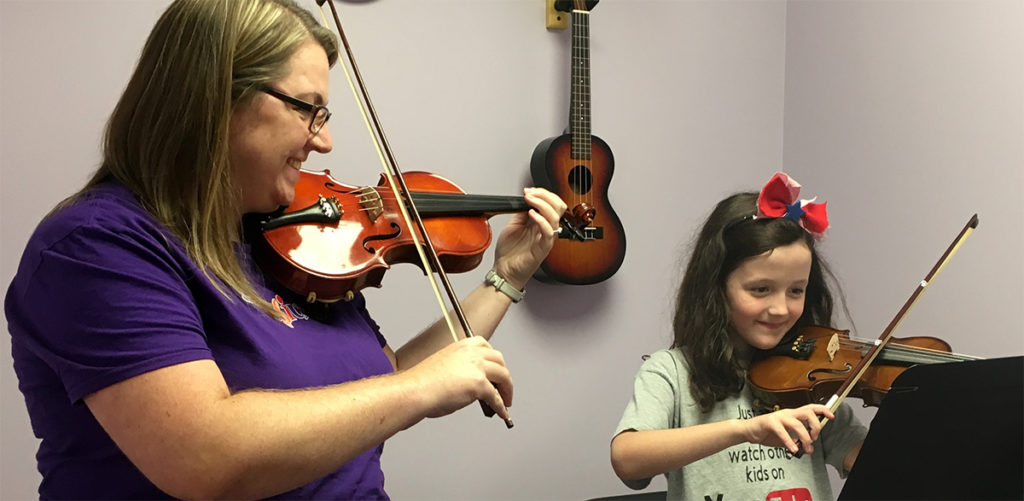 Violin Lessons Cary NC