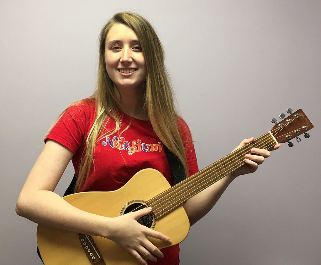 Guitar Teacher Cary NC